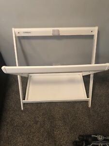EUC UPPAbaby bassinet stand