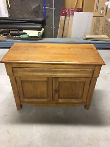 Antique small cupboard Collingwood