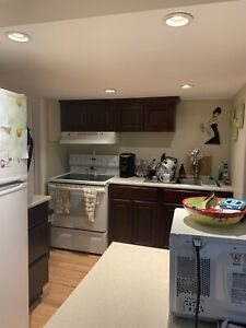 1 Bedroom Apt Sublet May-September ($825 all incl)