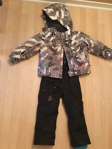 Kid's Ski Jacket and Ski Pants size 4