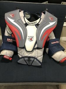 Vaughn Velocity 4 7600 Chest Protector (XL)