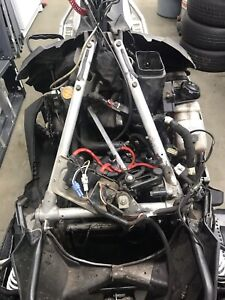 2012 pro rmk  163 800 for parts