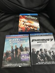 Fast and the furious 1-7