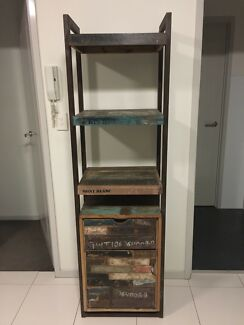 Rice furniture display/storage cabinet for sale.