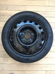 Chevrolet Equinox spare tire