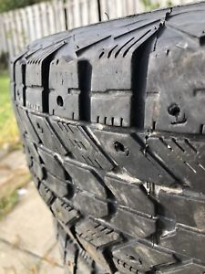 Winter tires with nails 195/65/15