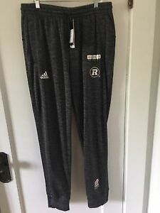 Adidas Redblacks warm up pants