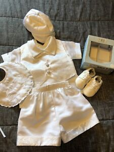Boys baptism/ christening outfit