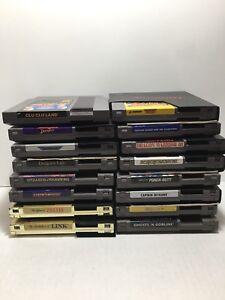 NES Nintendo games