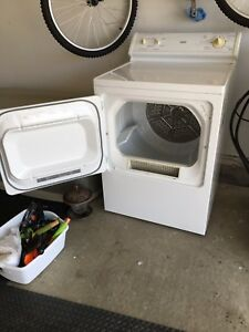 WESTINGHOUSE WASHER/HOT POINT DRYER