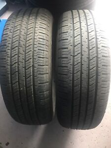 225/65/17 Hankook All season