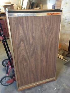 Dometic RM 67 2-way RV fridge