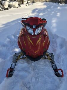 2003 Arctic Cat Firecat f5 Snowmobile Parts