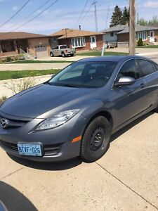 2010 Mazda 6 GS CERTIFIED AND E-TESTED!!