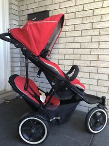 Phil and teds - Navigator - double stroller