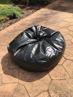 Beanbags - Black & Red avail (vinyl) Large!