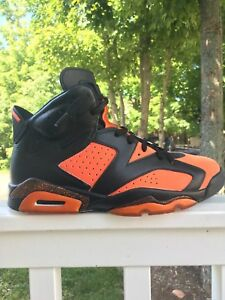 Customized Jordan Retro 6 Gatorade **sold PPU***