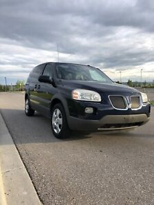 2007 Montana —-74000km only, No accidents, No rusty