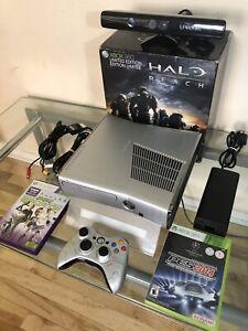 Xbox360 avec Kinect et jeux