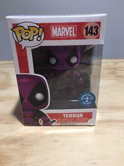 Deadpool Terror Pop Vinyl