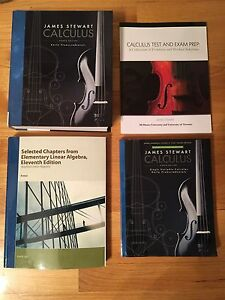 Engineering and Sciences Math Textbooks