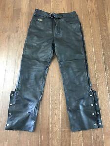 Joe Rocket Leather Pants