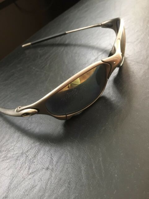 Oakley X Metal Juliet Heritage Malta Collection Mirrored lens  b45e56cfb5a4a