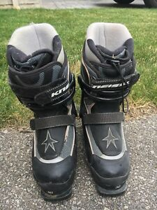 Ski boots - boys and women