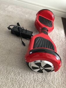 Smart Bluetooth hover board with go kart extension