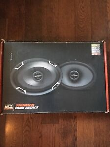 Mtx thunder dome-axial speakers