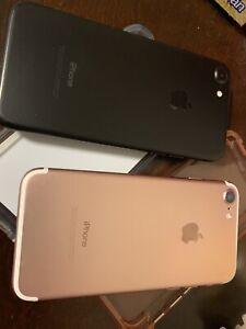 iPhone 7/ used for sale (The black sold)