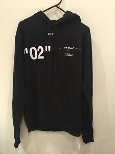 """Off-white """"For All"""" hoodie size XS"""