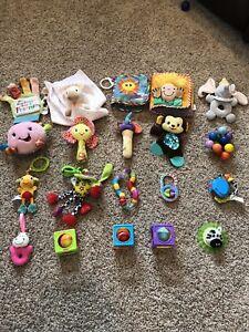 Miscellaneous toys