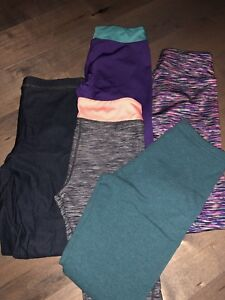 Girls leggings size 7