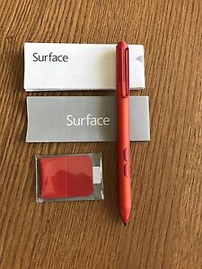 Microsoft Surface Pen Stylus Red