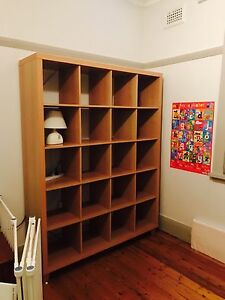 FREE! FOR URGENT PICK UP. Wooden shelf Ashfield Ashfield Area Preview