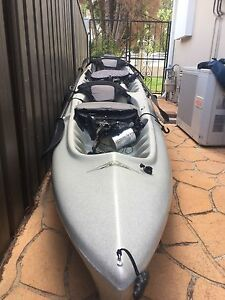 Hobie oasis tandem kayak Yagoona Bankstown Area Preview