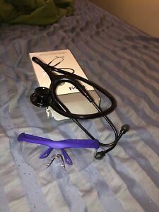 MDF Dual Head Stethoscope + Protective Goggles