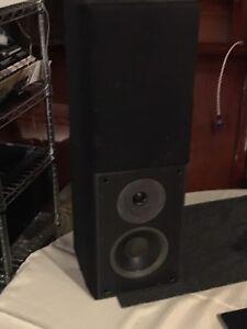 Paradigm surround speakers w/ mounts ADP-150