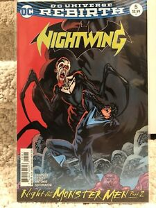 DC Comics Nightwing #5 Rebirth