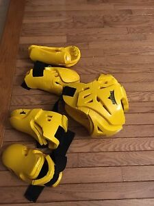 Child's sparring gear
