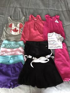 Girls size 4 Summer Clothes