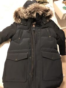 Brand new with tags authentic Moose Knuckles Parka mens size M