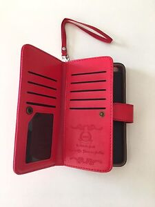 IPHONE 6S Plus Case Wallet Red Brand New Carina Heights Brisbane South East Preview