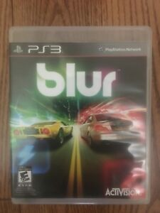 Selling Blur Ps3