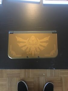 Hyrule Edition 3DS and games!
