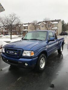 Ford ranger 2011 2x4