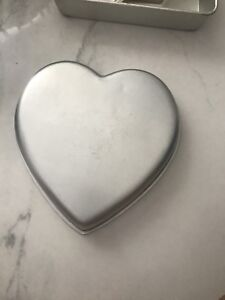 Heart cake pan. Just in time for Valentine's day