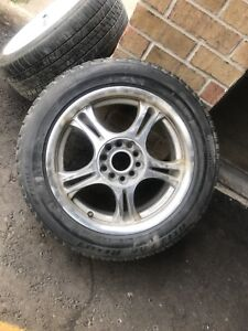 16 inch tires and rims $300 OBO all 4