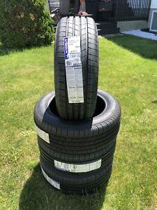 4 pneus été 205 55 r 16 neuf michelin defender t+h